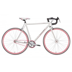Ποδήλατο πόλης Leader Hero Road Single Speed Fixed 28''