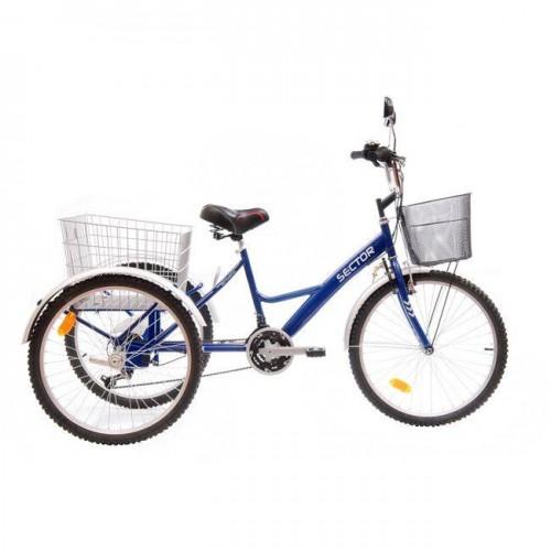 Ποδήλατο τρίκυκλο Sector Gargo