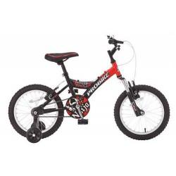 Ποδήλατο παιδικό Probike Ninja f/s 18'' ΜΕΤΑΧΕΙΡΙΣΜΕΝΟ