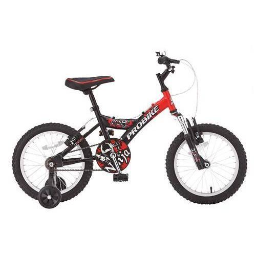 Ποδήλατο παιδικό Probike Ninja f/s 18''