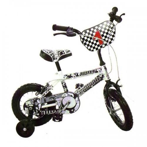 Ποδήλατο παιδικό Probike Wolf 14''
