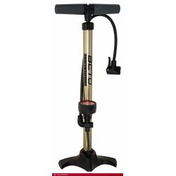 Τρόμπα ποδηλάτου δαπέδου αλουμινίου Beto με μανόμετρο