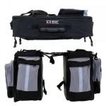 Τσάντα σχάρας ποδηλάτου M-Wave Τριπλή